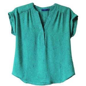 Apt. 9 Women's Polyester Blouse Size XS